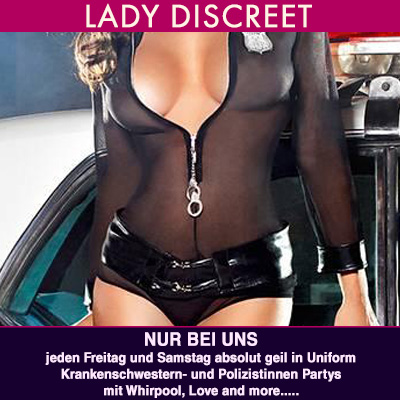 Banner - Lady Discreet